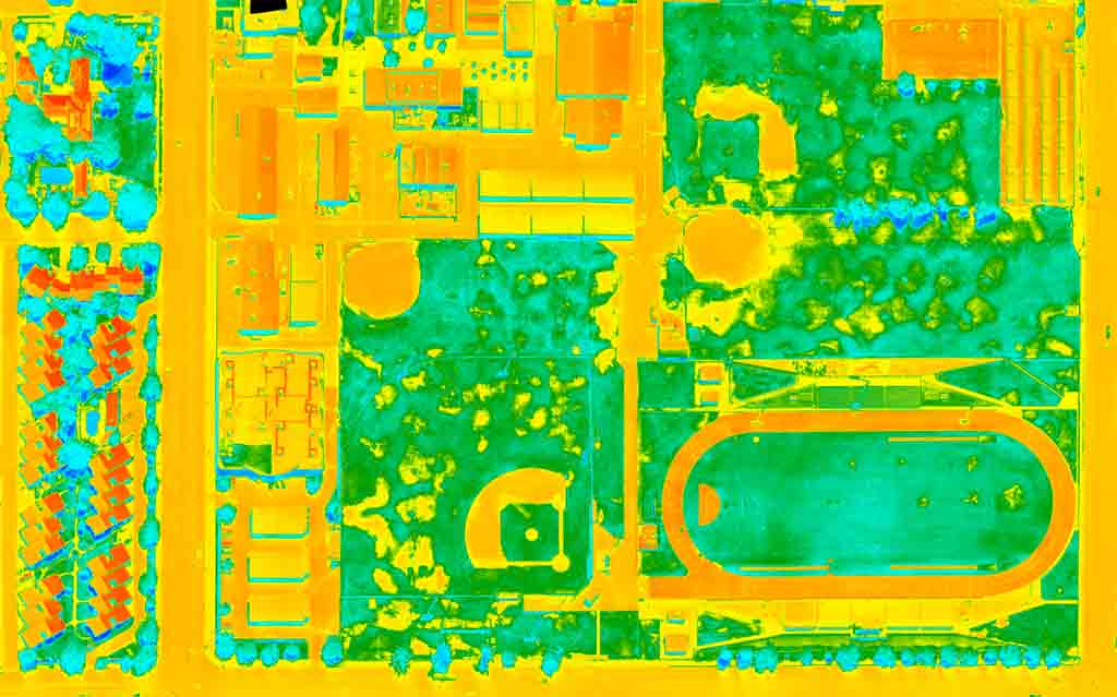 Thermal Maps