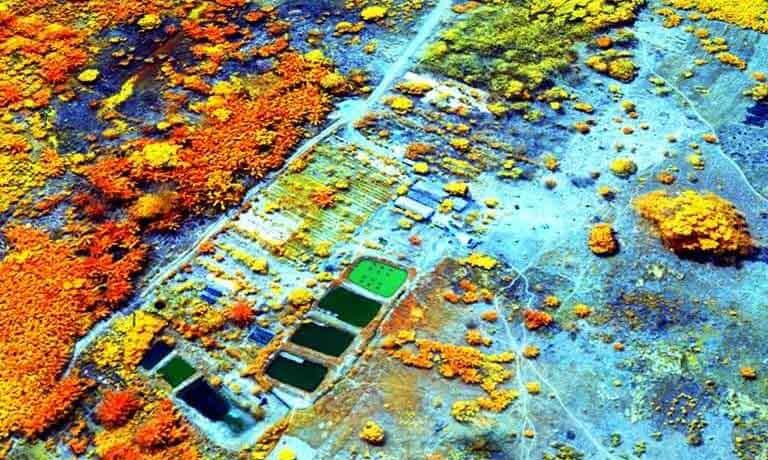 Multispectral Map