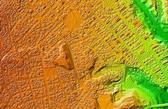 Digital Surface Models