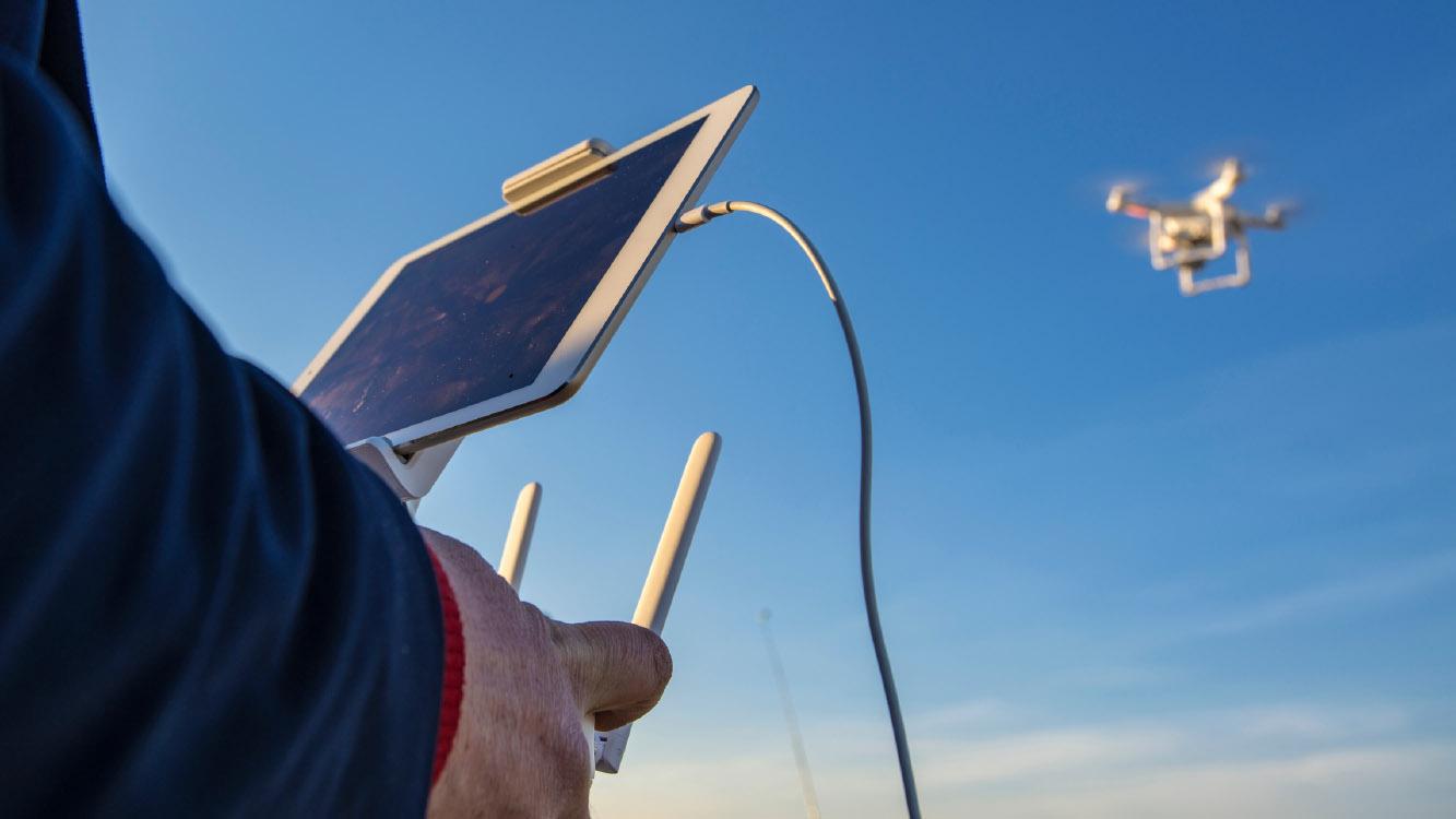 Aerial Surveying Drones - Geo Drones