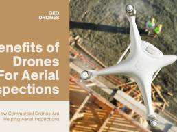 How Commercial Drones Are Helping Aerial Inspections
