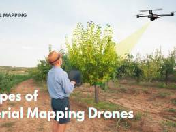 Types Of Aerial Mapping Drones & How Should You Choose One - Geo Drones