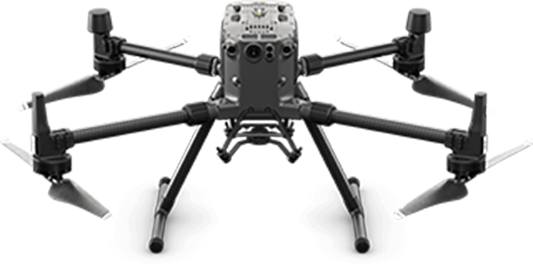 DJI's matrice 300 RTK drone