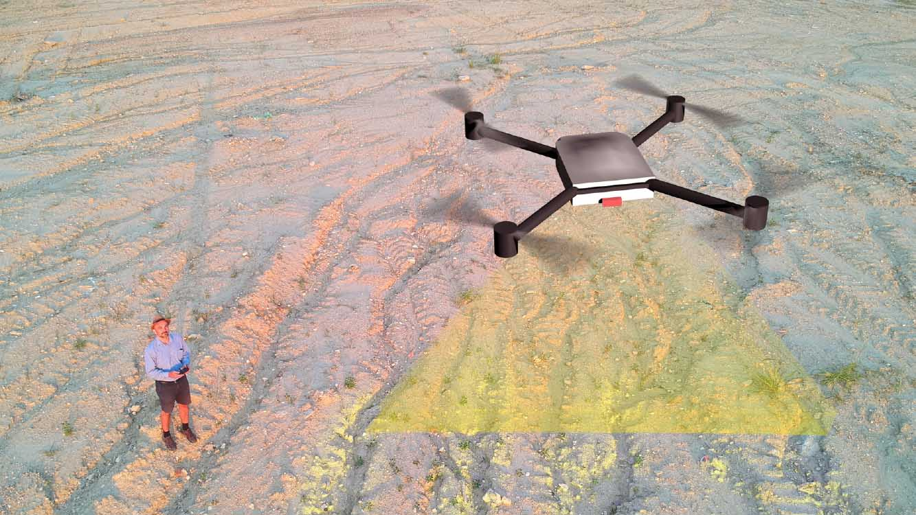 Creating Maps Using Drones - drone 3d mapping - Geo Drones