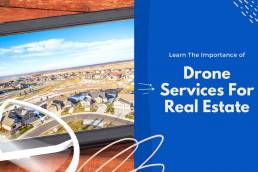 Importance Of Aerial Mapping Services In Real Estate - Geo Drones