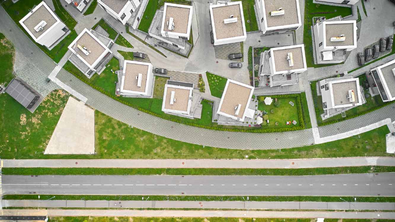 The Statistics of Drone Services in Real Estates - drone mapping services - Geo Drones