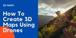 Using UAV Photogrammetry For Creating Aerial Maps - Geo Drones