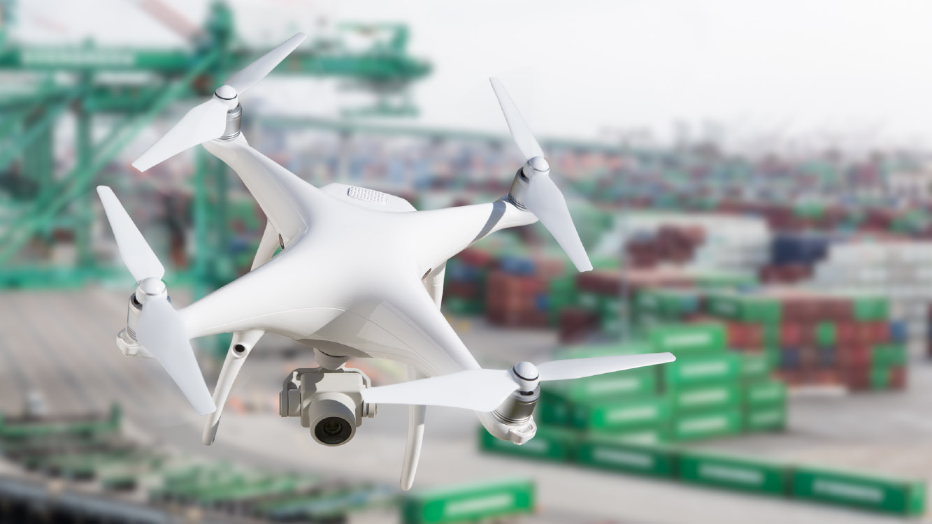 cost and benefits of commercial drones - Geo Drones